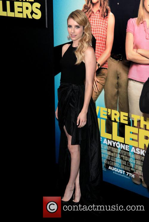 Emma Roberts, Ziegfeld Theatre 141 West 54th Street, Ziegfeld Theater