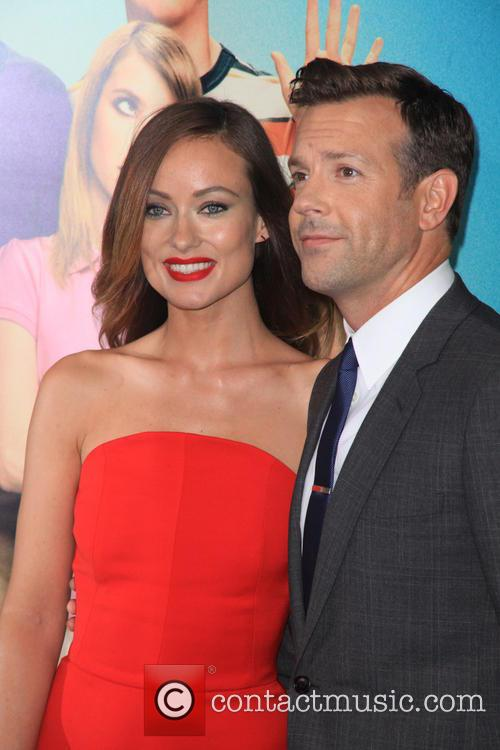 Olivia Wilde and Jason Sudeikis 11