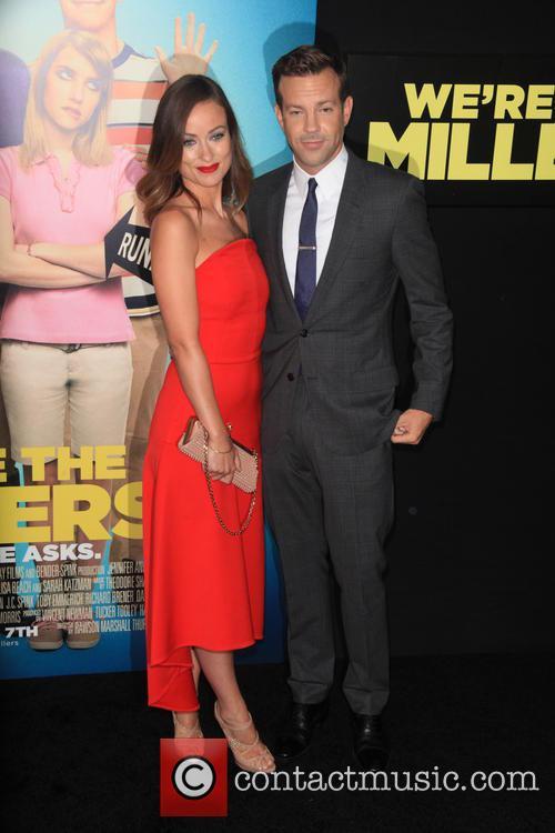 Olivia Wilde and Jason Sudeikis 5