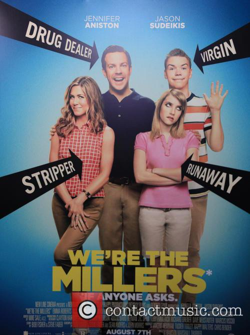 Were The Millers Poster 2