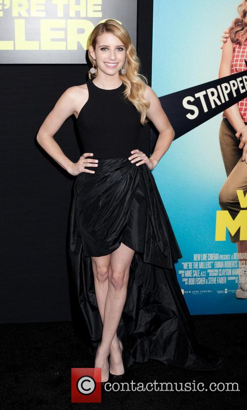 emma roberts world premiere of were the 3793326