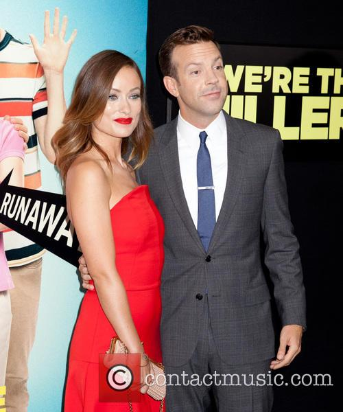 olivia wilde jason sudeikis world premiere of were 3793322