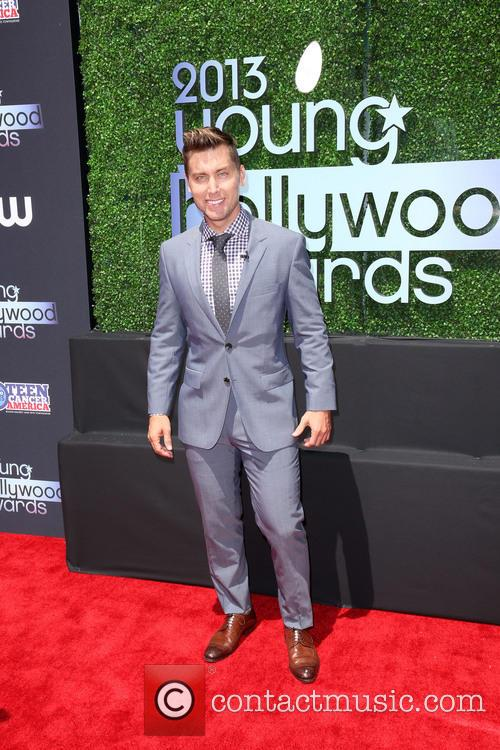 lance bass 2013 young hollywood awards 3792859