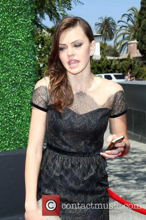 Aimee Teegarden, The Broad Stage
