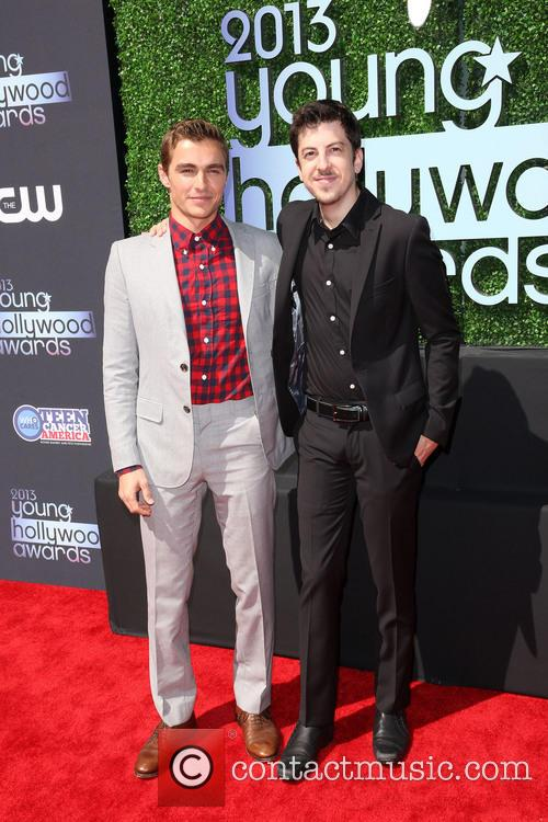 Dave Franco and Christopher Mintz-plasse 2