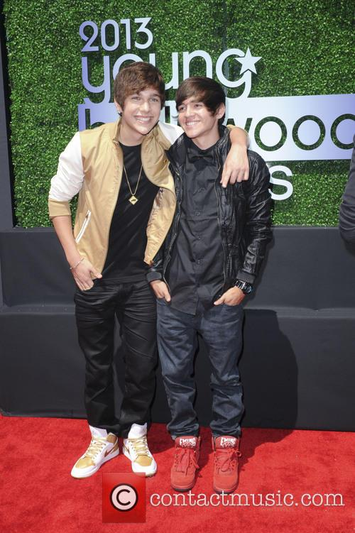 Austin Mahone and Alex Constancio 8