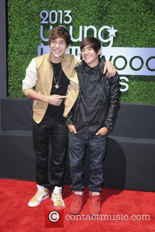 Austin Mahone and Alex Constancio 11