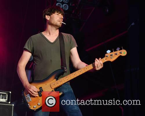 Alex James and Blur
