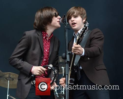 The Strypes, Josh Mcclorey and Blur 7