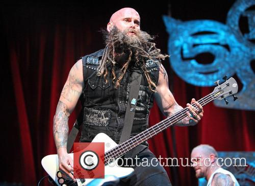 Chris Kael and Five Finger Death Punch 5