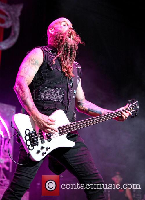 Chris Kael and Five Finger Death Punch 7