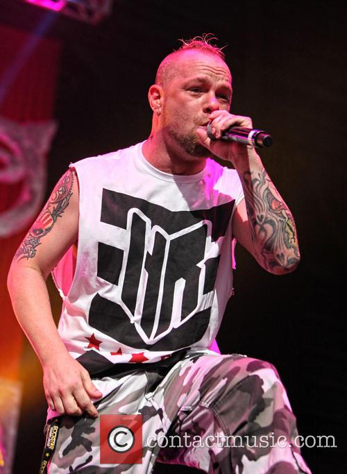 Ivan Moody and Five Finger Death Punch 5
