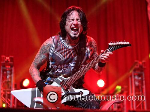 Jason Hook and Five Finger Death Punch 2