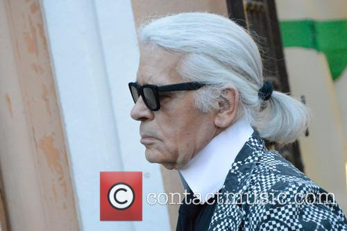 Karl Lagerfeld and Saint Tropez 4
