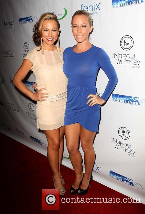 Jessica Hall and Kendra Wilkinson 11
