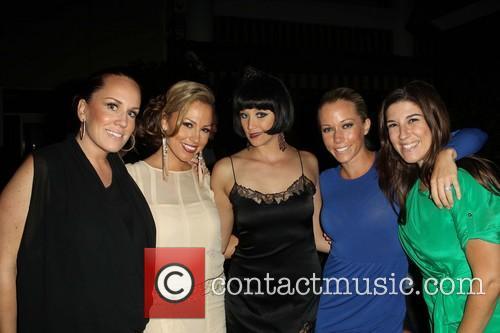 Jessica Hall, Jojo Mc Carthy, Kristen Renton, Kendra Wilkinson and Melissa Burger 7