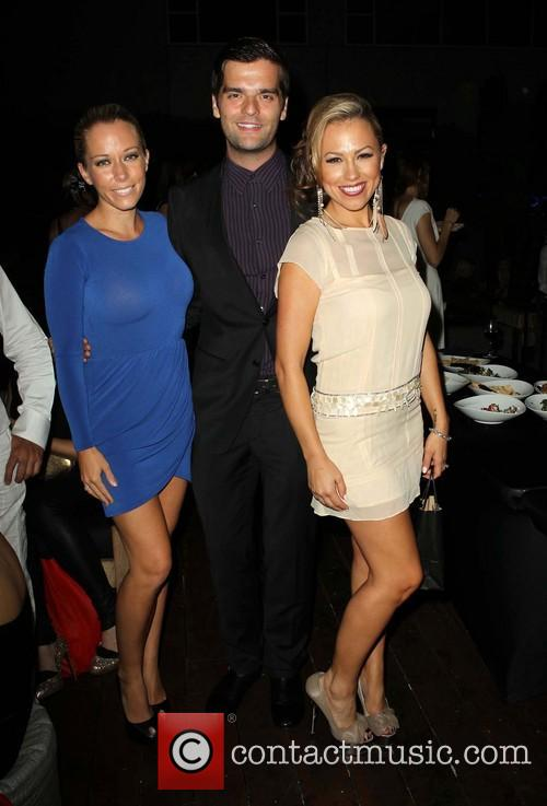 Kendra Wilkinson, Ben Decker and Jessica Hall 8