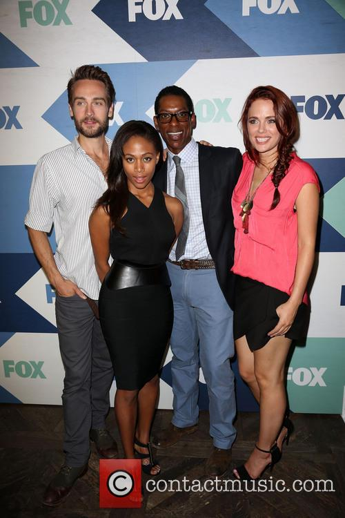 Tom Mison, Nicole Beharie, Orlando Jones, Katie Winter