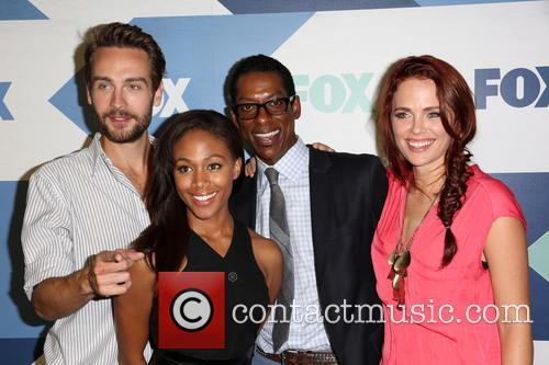 Tom Mison, Nicole Beharie, Orlando Jones, Fox Summer TCA Party