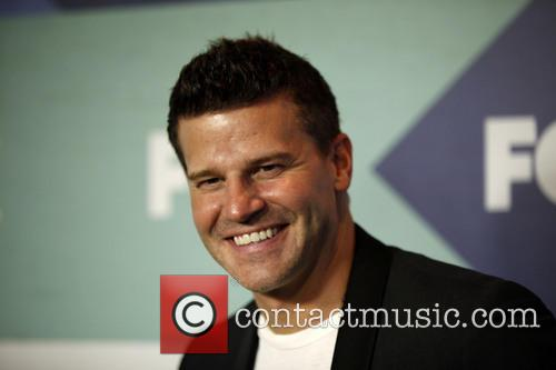 David Boreanaz, 9200 Sunset Blvd