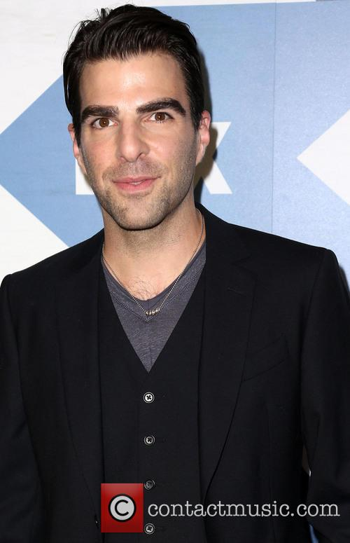 Zachary Quinto, 9200 Sunset Blvd