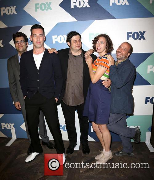 Dan Mintz, John Roberts, Eugene Mirman, Kristen Schaal, H. Jon Benjamin, 9200 Sunset Blvd