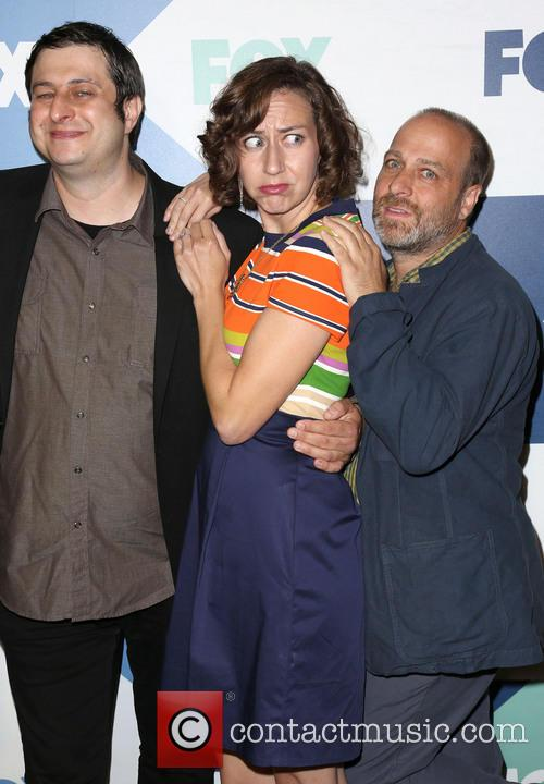 Eugene Mirman, Kristen Schaal and H. Jon Benjamin 8