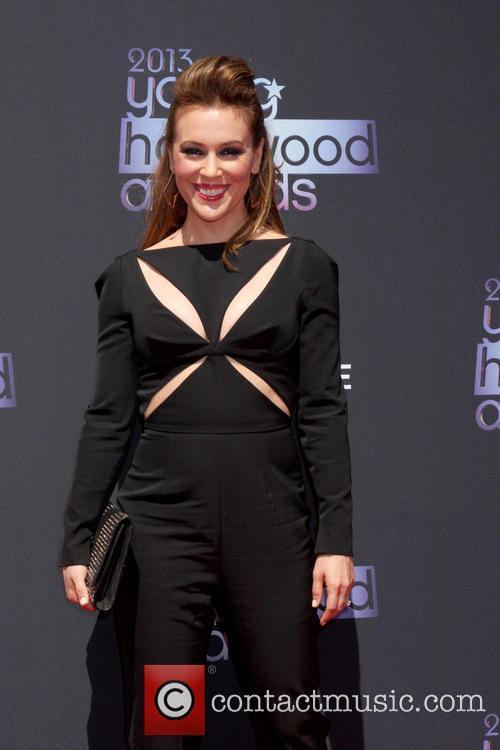 alyssa milano young hollywood awards 2013 3794556