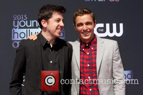 Christopher Mintz-plasse and Dave Franco 7
