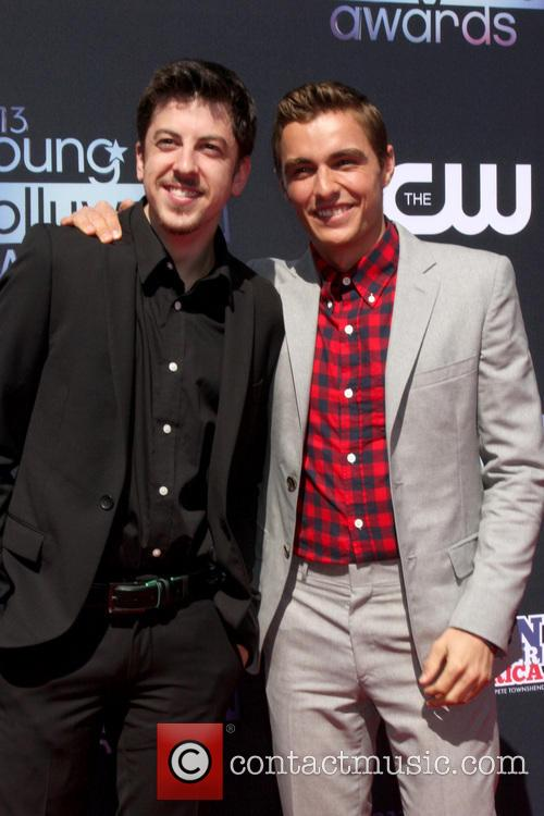 Christopher Mintz-plasse and Dave Franco 9