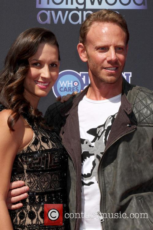 ian ziering erin kristine ludwig young hollywood awards 3794771
