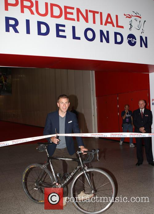 Matt Barbet Prudential Cycle Show