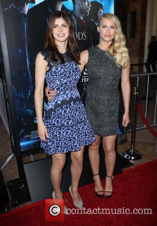 Alexandra Daddario and Leven Rambin 7