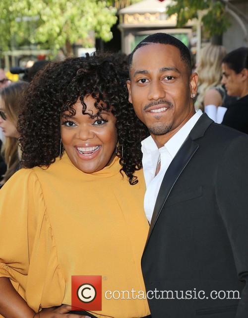 Yvette Nicole Brown and Brandon T. Jackson 2