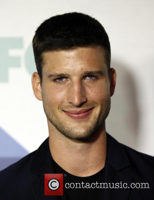 Parker Young, 9200 Sunset Blvd