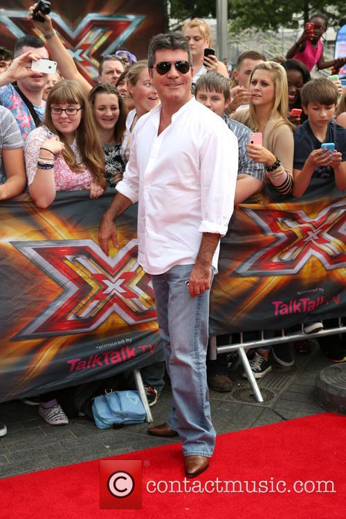 simon cowell the x factor london auditions 4309516