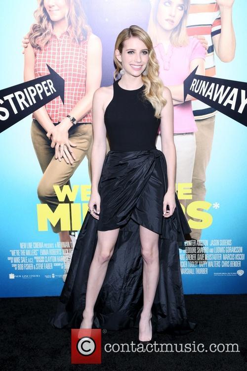 Emma Roberts, Ziegfeld Theater