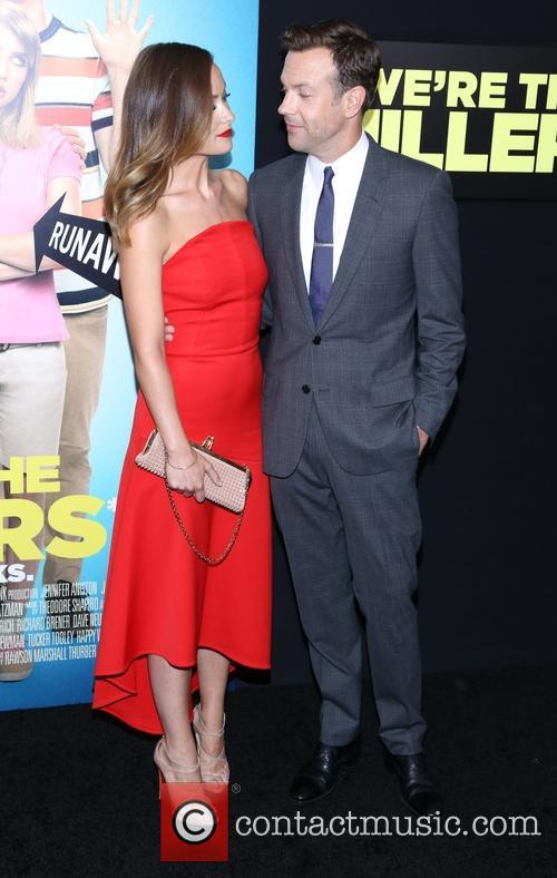 Jason Sudeikis and Olivia Wilde 7