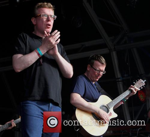 The Proclaimers, Lulworth Castle, Camp Bestival, Bestival