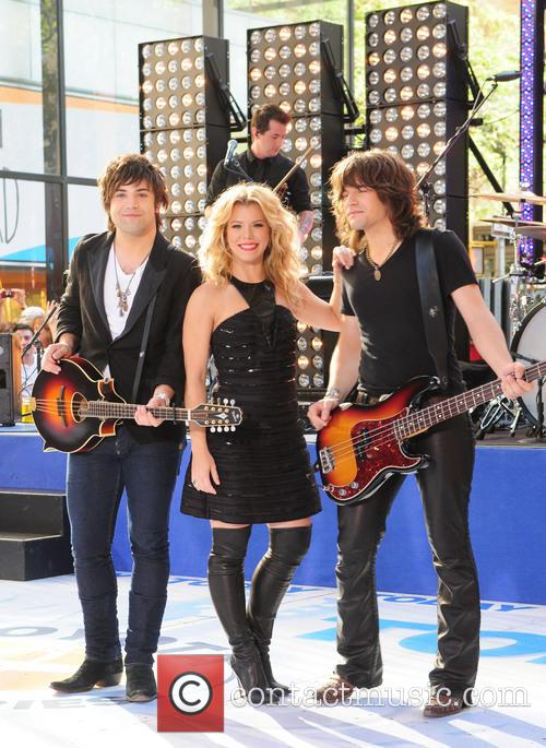 The Band Perry, Kimberly Perry, Reid Perry and Neil Perry 2