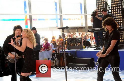 The Band Perry, Kimberly Perry, Reid Perry and Neil Perry 3