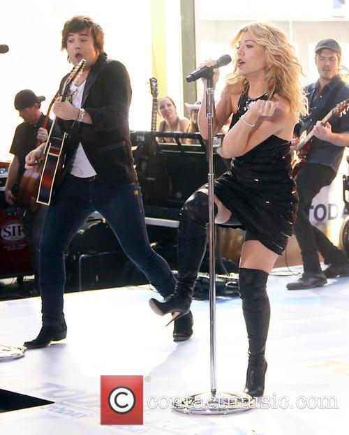 The Band Perry and Kimberly Perry 1