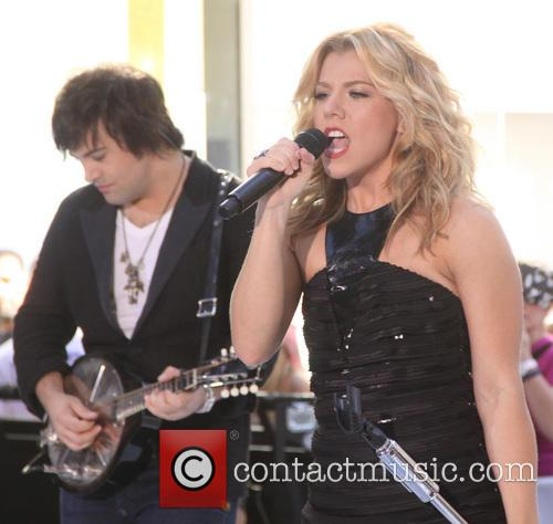 The Band Perry, Kimberly Perry, Rockefeller Center