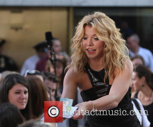Kimberly Perry, The Band Perry, Rockefeller Center