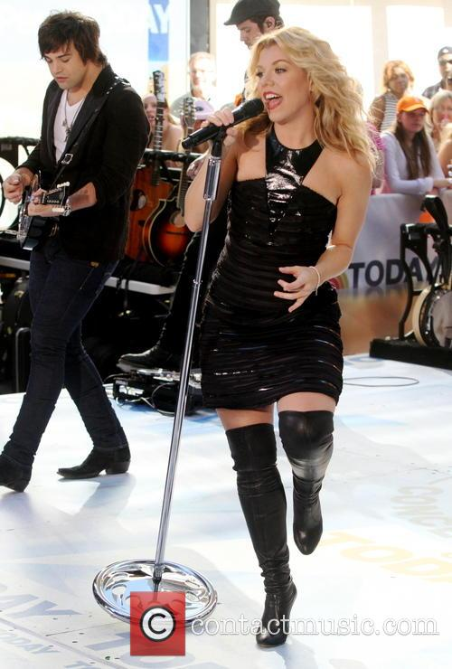 The Band Perry perform at NBC ''Today Show