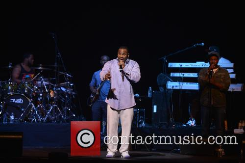Avant performs at James L. Knight Center
