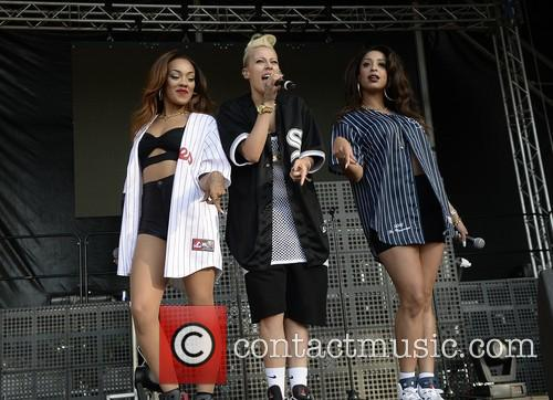 Stooshe, Karis Anderson, Alexandra Buggs and Courtney Rumbold 9