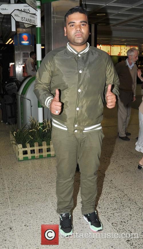 Naughty Boy, Dublin Airport, Oxegen Festival