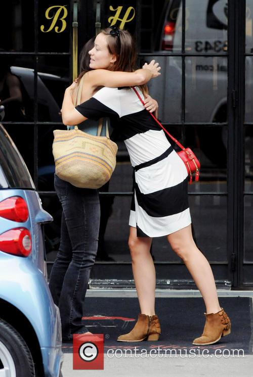 olivia wilde celebrities out and about in 3795551