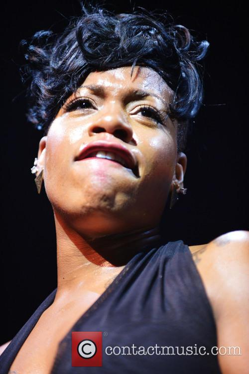 Fantasia preforms at James L. Knight Center